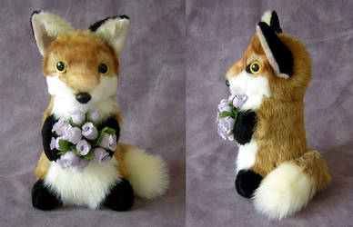 Spring Foxy by SarityCreations