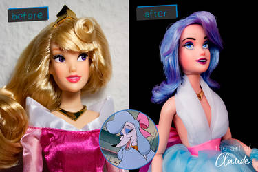 Disney Oliver And Company | Human Georgette | OOAK by the-art-of-claude