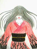 Sakuya Haibara by iwanttobecanadian