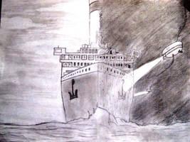 Titanic by iwanttobecanadian