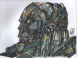 Transformers 4 Lockdown. by JaimeSeveriano