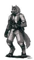 Shistaven Commando by Lionel23