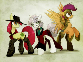 The Champions of Harmony by Lionel23