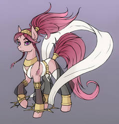 Fire Emblem Ponies - Olivia by Lionel23