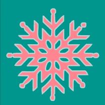 Guild Wars 2 Guild Emblem: Snowflake by dartfu