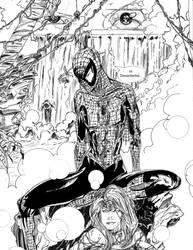 SPIDER LOV by Atew