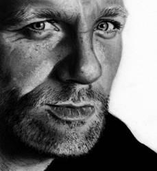 Daniel Craig by GalleyArts