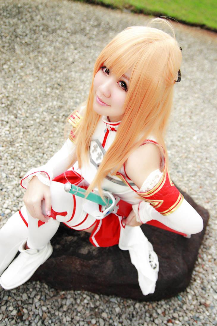 Sword Art Online Asuna by Spinelo