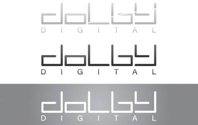 Dolby Digital Rebranding by pettermyhr