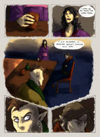 Tribunal comic page by ankalime