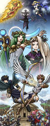 Kid Icarus: Uprising by MisterSensation