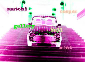 saatchi caos by Cicia