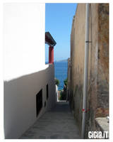 Mediterranean view 2 by Cicia
