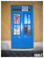 Fish door by Cicia