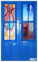 Fish door II by Cicia