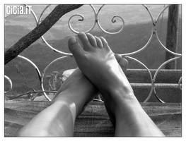 Sun-bath by Cicia