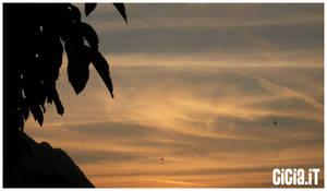 Alburni sunset by Cicia