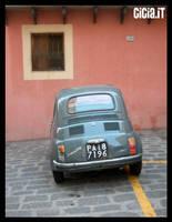 Nuova 500 Fiat by Cicia