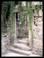 The Secret Garden by Cicia