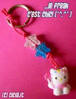 Fairy keychain I by Cicia