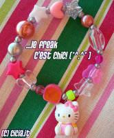 Hello Kitty bracelet II by Cicia