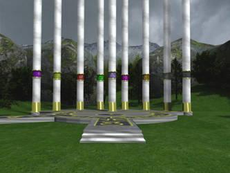 Pillars of Nosgoth by RazielGuardian