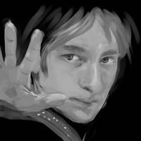 Evgeni Viktorovich Plushenko by Siz-AMD