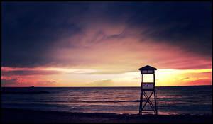 Old Beach by ciseren