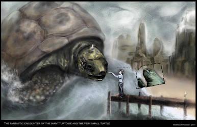 The Fantastic Encounter by marinecosplaybr