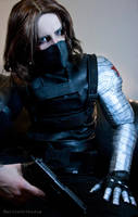 COSPLAY - Winter Soldier III by marinecosplaybr
