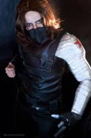 COSPLAY - Winter Soldier V by marinecosplaybr