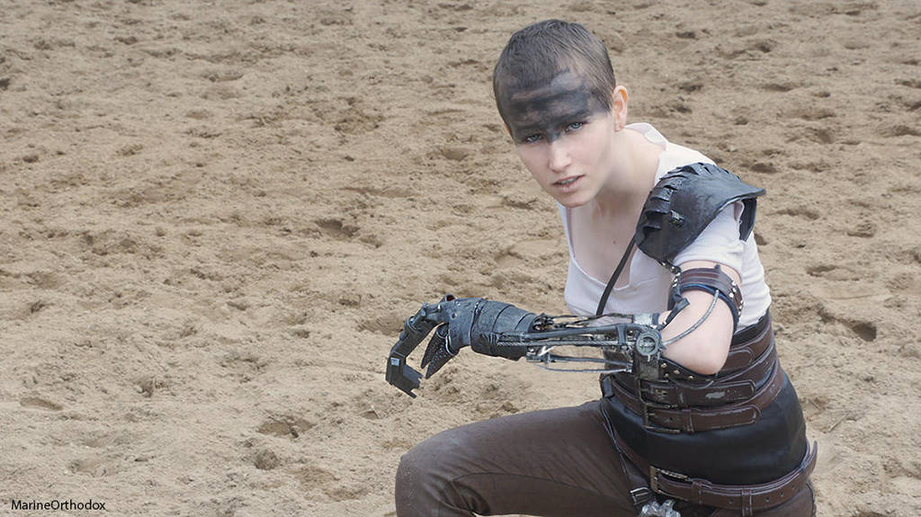 COSPLAY - Furiosa IV by marinecosplaybr
