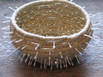 Sea Urchin Vessel by DesireeFabela