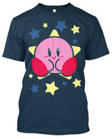 Kirby of the Stars by OrngeJuice