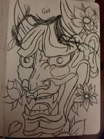 Mask by BuwanAnsu
