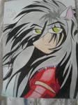 Inuyasha by BuwanAnsu