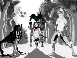Vagrant Story by Sempah