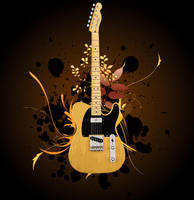 Guitar Logo by BeniBoyHUN