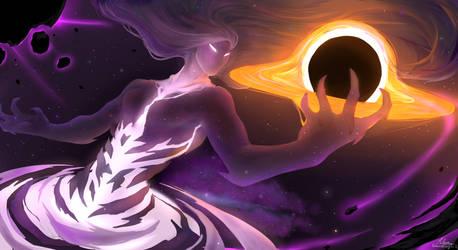 Dark Nebula by ShweezyLiz