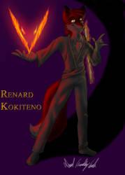 Renard Kokiteno by kokiteno