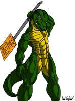 Croc by kokiteno