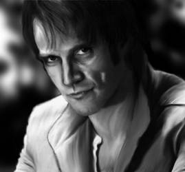 Bill Compton by inisangelous
