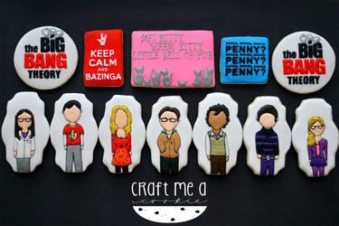 Big Bang Theory by brynnwoods