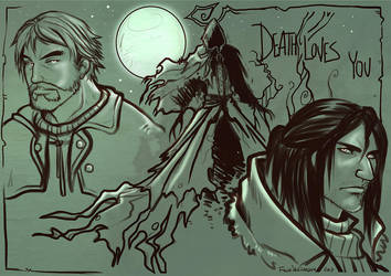 Dead and darker days by Laiochan