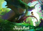 The Jungle Book by bloodyman88