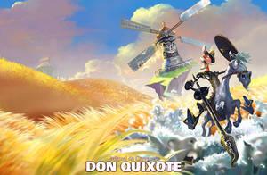 Don Quixote by bloodyman88