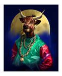 Bull by bloodyman88