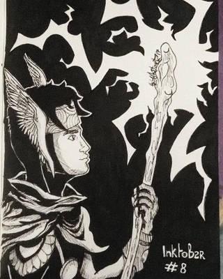 The Asgardian by RAD-GLaDOS