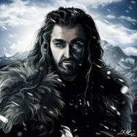 Thorin by Twisted-Melody