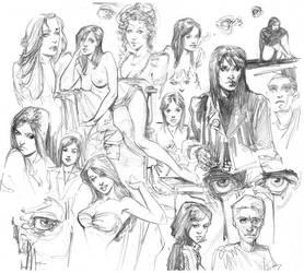 Sketch by EsterCardella